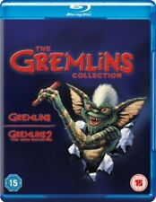 The Gremlins 1 and 2 Collection Region B Blu-ray