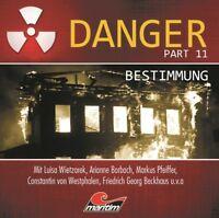 DENNIS HENDRICKS - DANGER FOLGE 11-BESTIMMUNG   CD NEW