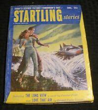 1952 Dec STARTLING STORIES Pulp Magazine v.28 #2 VG 4.0 Fletcher Pratt