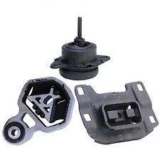 3PC ENGINE & TRANSMISSION MOUNT FOR 2012-2015 FORD EXPLORER 2.0L TURBO FAST SHIP
