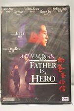 my father is a hero jet li ntsc import dvd English subtitle