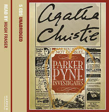 Audio Books in English Agatha Christie