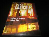 "COF 2 DVD ""UN ETE DE CANICULE - INTEGRALE"" Charlotte DE TURCKHEIM, Anthony DELON"