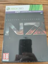 MASS EFFECT 3 EDITION COLLECTOR XBOX 360 FR NEUF