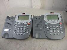 Lot Of 2 Avaya 2410 Phones Desktop Business Telephones