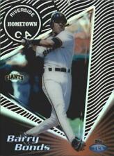 1999 (GIANTS) Topps Tek Pattern 22 #19A Barry Bonds