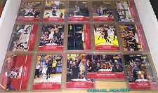 2016 Panini Instant NBA Finals LEBRON 1 OF ONLY 42 MADE COMPLETE 15 CARD RED SET