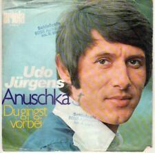"<1814-X1> 7"" Single: Udo Jürgens - Anuschka"
