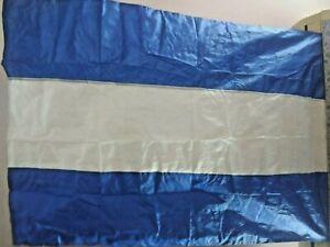VINTAGE MARINE SHIP COUNTRY & SIGNAL FLAG FL321