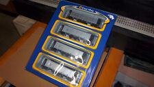 EXACTRAIL MRDX JOHNSTOWN AUTOFLOOD II COAL HOPPER 4 CAR SET, BOXED, NEW