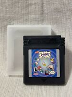 Rugrats Time Travelers Nintendo Gameboy Color Game Cartridge Authentic & Working