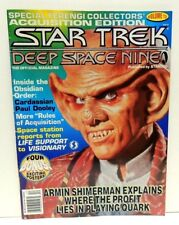 Starlog Vol 12 Special Edition Deep Space Nine w/ Quark on Cover - 1995