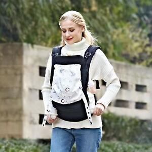 GAGAKU Babytrage Neugeborene ab 0-15 kg Bauchtrage Rückentrage Baby Träger DHL