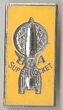 BSA Super Rocket Badge épingle 31mm x 16mm