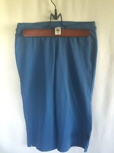 PrAna Blue Capri Yoga Pant Size XS