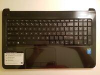 """HP Touchsmart 15 N Series 15.6"""" Palmrest Touchpad 39U86TPA03 EAU86001060 Grade A"""