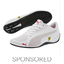 PUMA Ferrari Drift Cat 5 Ultra Sneakers Men Shoe Auto New