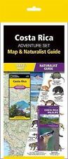Costa Rica Adventure Set: Map & Naturalist Guide by Press, Waterford, National