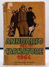 W2/L - 13 - ANNUARIO DEL CACCIATORE 1964