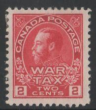 MR2 WAR TAX  Canada mint