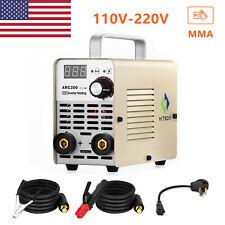 200a Arc Welding Machine 110v220v Inverter Mma Stick Electric Arc Welder Igbt