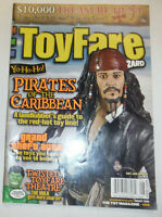 Toyfare Magazine Pirates Of The Caribbean August 2006 031915R2