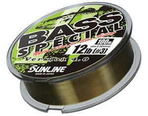 SUNLINE BASS SPECIAL Version 4.0. 100m