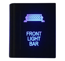 12V 3A Blue FRONT LIGHT BAR Push Switch On-off for VM Amarok Switch Left Side