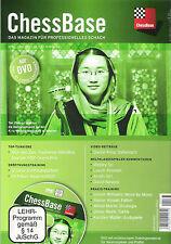 ChessBase Magazin 177: Heft + DVD - Schach NEU / OVP !!