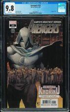 Avengers #33 CGC 9.8 White Moon Knight Age of Khonshu Scalera Aaron 2020 Marvel