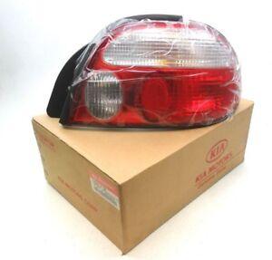 NOS New 1998-2001 Kia Sephia Right Taillight Taillamp Rear Tail Light Lamp