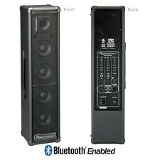 PowerWerks 100 Watt Self-Contained Personal P.A. System with Bluetooth, PW100BT