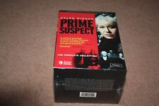 Prime Suspect: The Complete Collection (DVD, 2010, 9-Disc Set) *Brand New*