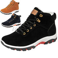 Men's Boots Fall Winter Warm Fashion Sneakers Outdoor Hiking Shoes Martin Boots