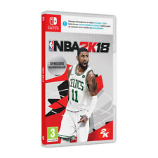 Juego Nintendo switch NBA 2k18