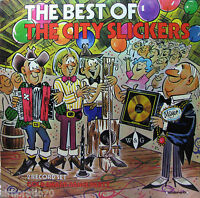 THE CITY SLICKERS The Best Of OZ 2  LP set 1960's