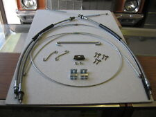 68 69 70 71 72 CHEVELLE PARKING BRAKE CABLE KIT TH400