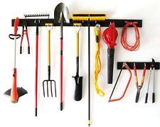 "Hand & Garden Tool Organizers - Pegboard Garage Storage 96"" Wide Tool Rack NEW!!"