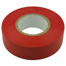 Insulating Tape 20M Roll Red (2 Pack) Insulation
