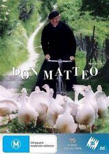 Don Matteo : Series 4 : Part 1 (DVD, 2007, 2-Disc Set)