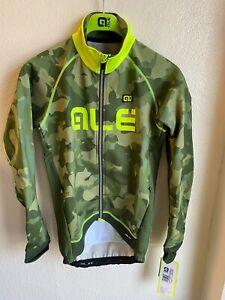 Alé Cycling PRR Camo Winter Jacket - Men's XS, S, M