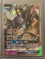 Necrozma GX 63/147 Burning Shadows Holo Ultra Rare Pokemon Card Near Mint