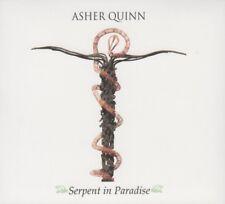 Asher Quinn - Serpent in Paradise - CD -