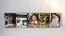 5 x Jean Rollin Cult Classic Horror DVD Collection - New and Sealed