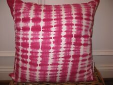 Ralph Lauren CARLY Tie Dyed University Deco Pillow NWT