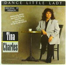 "12"" Maxi - Tina Charles - Dance Little Lady - D167 - washed & cleaned"