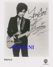 PRINCE - SIGNED 10X8 PHOTO, GREAT STUDIO IMAGE, LOOKS GREAT FRAMED