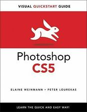 Photoshop CS5 for Windows and Macintosh by Elaine Weinmann Paperback Book (Engli