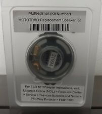 PMEN4014A Mototrbo Replacement Speaker Kit *** NEW ***