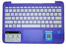 New listing Genuine Hp Stream 11-Y / 11-Y020Nr Palmrest w/ Keyboard & Touchpad Eay0H01107A